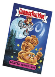 Garbage Pail Kids 2018 Series 2 Trading Cards: Booster Pack (8 Cards)