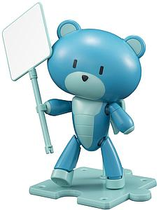 Gundam High Grade Petit'Gguy 1/144 Scale Model Kit: #19 Petit'gguy Divers Blue & Placard
