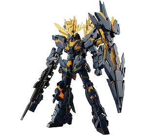 Gundam Real Grade Excitement Embodied 1/144 Scale Model Kit: #27 Unicorn Gundam 02 Banshee Norn