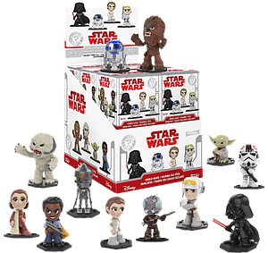 Mystery Minis Blind Box: Star Wars - Episode V: The Empire Strikes Back (12 Packs)
