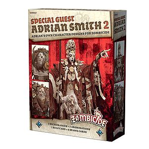Zombicide: Green Horde Special Guest Box – Adrian Smith 2
