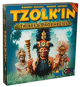 Tzolk'in: The Mayan Calendar - Tribes & Prophecies Expansion