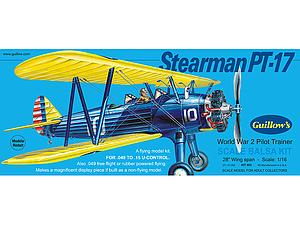 Stearman PT-17 1/16 Scale (803)