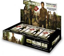 Cryptozoic The Walking Dead Television Series 3 Set 1 Trading Cards: Sealed Box