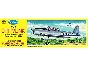 D.H. Chipmunk 1/24 Scale (903)
