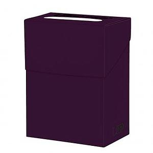 Standard Deck Box - Plum