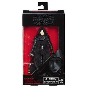 Star Wars The Black Series 6 Inch Action Figure Kylo Ren