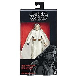 Star Wars The Black Series 6 Inch Action Figure Luke Skywalker (Jedi Master)