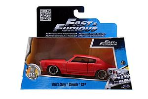 Jada Fast & Furious Furious 7 Die Cast 1:32 Scale Dom's Chevy Chevelle SS