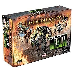 Marvel Legendary: World War Hulk Expansion