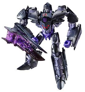 Transformers Generations Deluxe Class: Megatron (Canadian Packaging) [IDW]