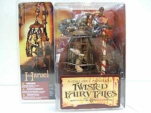 Monsters Series 4 Twisted Fairy Tales: Hansel