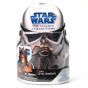 Star Wars The Legacy Collection Action Figure Yarna D'Al Gargan