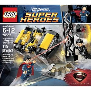 LEGO DC Universe Super Heroes Superman: Metropolis Showdown