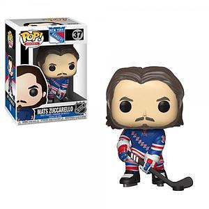 Pop! Hockey NHL Vinyl Figure Mats Zuccarello (New York Rangers) #37