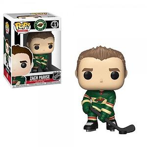 Pop! Hockey NHL Vinyl Figure Zach Parise (Minnesota Wild) #41