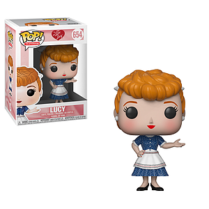 Pop! Television I Love Lucy Vinyl Figure Lucy #654