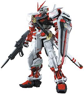 Gundam Perfect Grade 1/60 Scale Model Kit: MPF-P02 Gundam Astray (Red Frame)