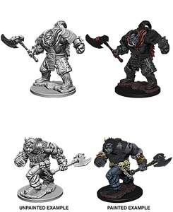 Dungeons & Dragons Nolzur's Marvelous Miniatures: Orcs