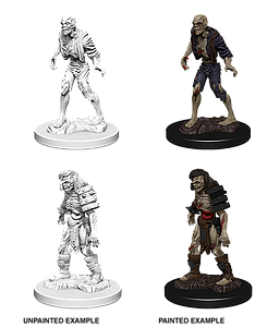 Dungeons & Dragons Nolzur's Marvelous Miniatures: Zombies