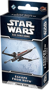 Star Wars: The Card Game - Escape from Hoth