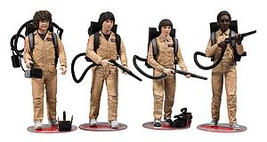 Stranger Things - Ghostbusters Deluxe 4-Pack Box