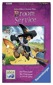 Broom Service: The Card Game
