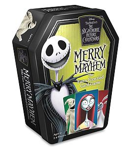 The Nightmare Before Christmas - Merry Mayhem