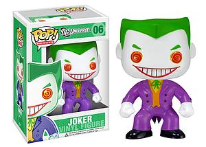 Pop! Heroes DC Vinyl Figure The Joker #06