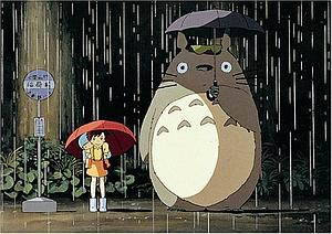 Puzzle: My Neighbor Totoro