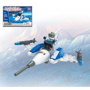 Brictek Space Team Set: Fighter 4