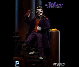 Sideshow DC Collectible 1/6 Scale Premium Figure: The Joker