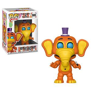 Pop! Games Five Nights at Freddy's Pizza Simulator Vinyl Figure Orville Elephant #365