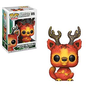 Pop! Monsters Vinyl Figure Chester McFreckle #05