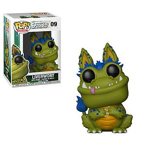 Pop! Monsters Vinyl Figure Liverwort #09