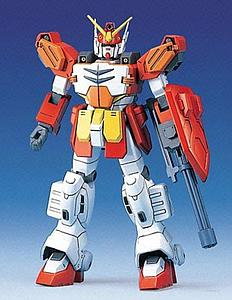 Gundam Wing 1/144 Scale Model Kit: WF-04 XXXG-01H Gundam Heavyarms