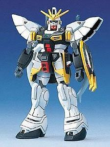 Gundam Wing 1/144 Scale Model Kit: WF-05 XXXG-01SR Gundam Sandrock