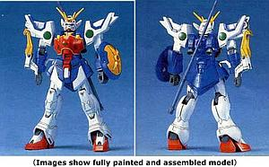 Gundam Wing 1/144 Scale Model Kit: WF-02 XXXG-01S Shenlong Gundam