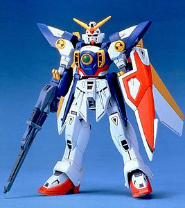 Gundam Wing 1/144 Scale Model Kit: WF-01 XXXG-01W Wing Gundam