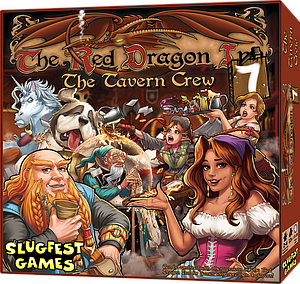 The Red Dragon Inn 7: The Tavern Crew