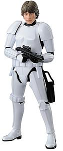 Star Wars 1/12 Scale Model Kit: Luke Skywalker Stormtrooper Ver.