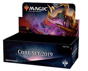 Magic the Gathering: Core 2019 - Booster Box