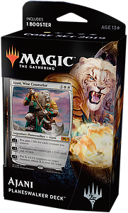 Magic the Gathering: Core 2019 - Planeswalker Deck A