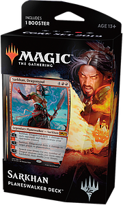 Magic the Gathering: Core 2019 - Planeswalker Deck C