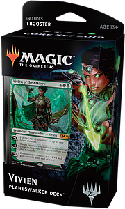 Magic the Gathering: Core 2019 - Planeswalker Deck E