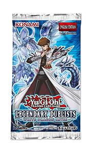 YuGiOh Trading Card Game Duelists: Legendary Duelists White Dragon Abyss Booster Pack