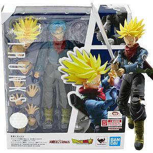 Bandai S.H. Figuarts Dragon Ball Super Action Figure Trunks