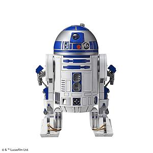 Star Wars 1/12 Scale Model Kit: R2-D2 (Rocket Booster Ver.)