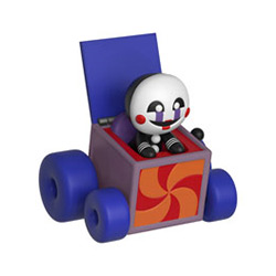 Super Racers Die Cast Vehicle Five Nights at Freddy's - Marionette #08