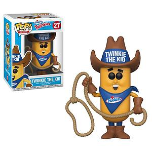 Pop! Ad Icons Bob's Hostess Twinkies Vinyl Figure Twinkie the Kid #27